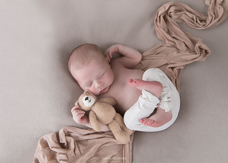 Spokane Newborn Studio | Newborn Photographer