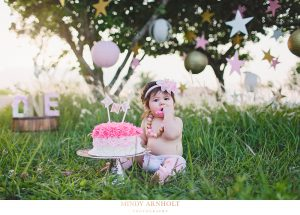 Twinkle Twinkle Little Star One Year Old is What You Are Party   Spokane Photographer