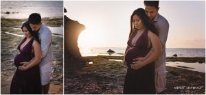 Sunset Beach Maternity | Spokane Maternity Photographer